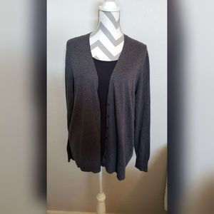 Old Navy XXL traditional button up Cardigan grey